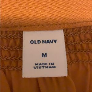 Old Navy Tops - Old navy mustard blouse